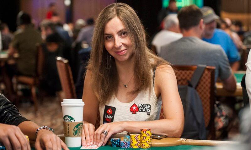 Мария Конникова PokerStars Team Pro