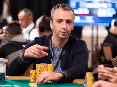 WSOP 2018: Михаил Сёмин нацелился на первую финалку