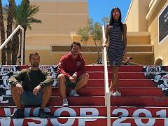 Трое россиян представляют страну на WSOP ME в команде от 888poker