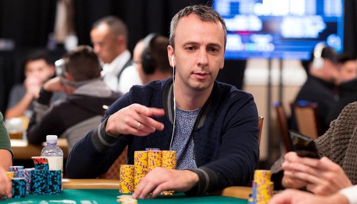 Михаил Сёмин на WSOP 2018