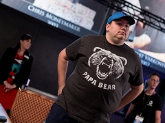 Шон Диб сыграл в двух турнирах WSOP одновременно