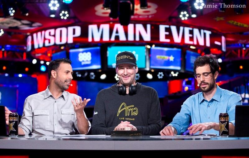 Фил Хельмут - чемпион WSOP 2018