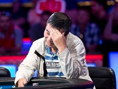 Это нужно видеть! Раздача в которой определился баббл финального стола WSOP ME 2018