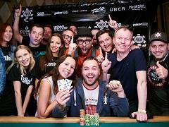 Денис Тимофеев выиграл свой первый браслет на WSOP 2018