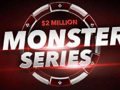 Partypoker: Monster Series с гарантией в 2 100 000$ уже приближается