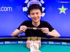 WSOP 2018: Бен Ю выиграл золотой браслет и приз в 1 650 773$