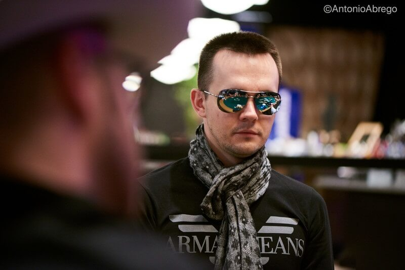 Никита Бодяковский на WSOP 2018