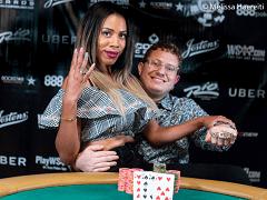 WSOP 2018: Брайан Хастингс успел выиграть браслет под конец серии
