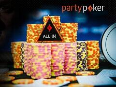 Partypoker: Cardmates Community Cent Roll с призовым фондом 500$