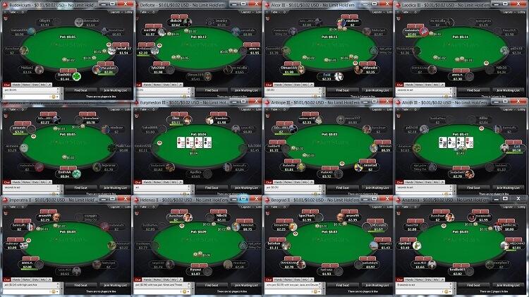 Нововведение PokerStars для мультитейблеров