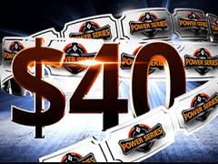 Partypoker: новые игроки получат 40$ в подарок