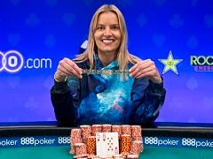 Джессика Доули выиграла женский турнир на WSOP 2018