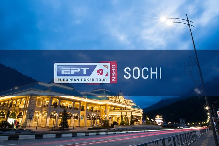 EPT Sochi 2018