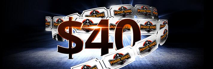 40$ бонус для новых игроков патипокер