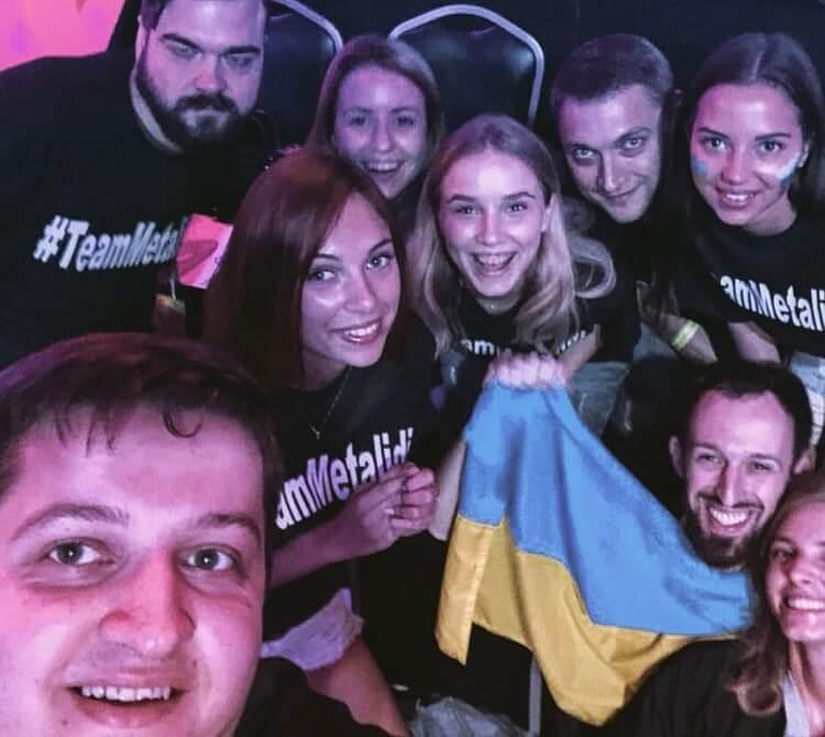 Поддержка Металиди на WSOP 2018