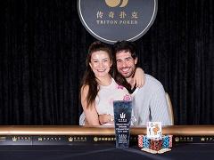 Triton Poker: Ник Шульман выиграл NLH Short-Deck Ante Only за 100 000 HK$