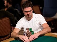 Джеймс Обст променял покер на теннис