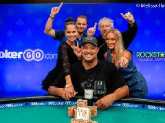 Жан-Робер Белланде выиграл первый в карьере золотой браслет WSOP