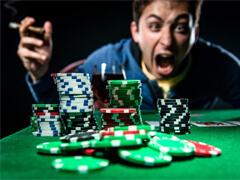 Тест: влияет ли покер на вашу жизнь отрицательно?
