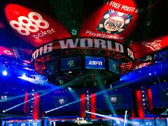 Главное событие WSOP, день 2AB: Шон Дэниелс лидирует в турнире