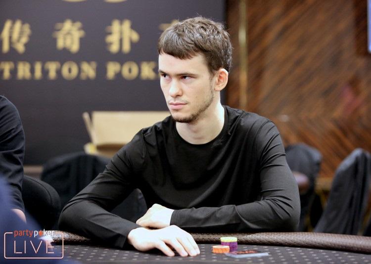 Тимофей Кузнецов на partypoker MILLIONS 2018