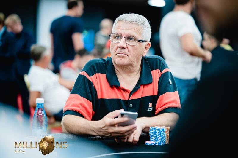 Константин Пучков на partypoker Millions Russia 2018