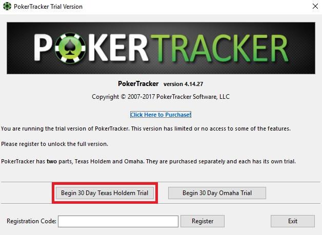PostgreSQL PokerTracker 4