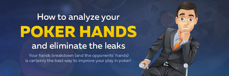 Hands analysis in poker