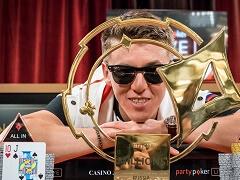 Анатолий Филатов – победитель Мейн Ивента PartyPoker Millions