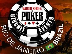 В сентябре в Рио-де-Жанейро пройдет WSOP Circuit