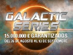 Galactic Series на PokerStars.es: 186 турниров с общей гарантией 15 000 000€
