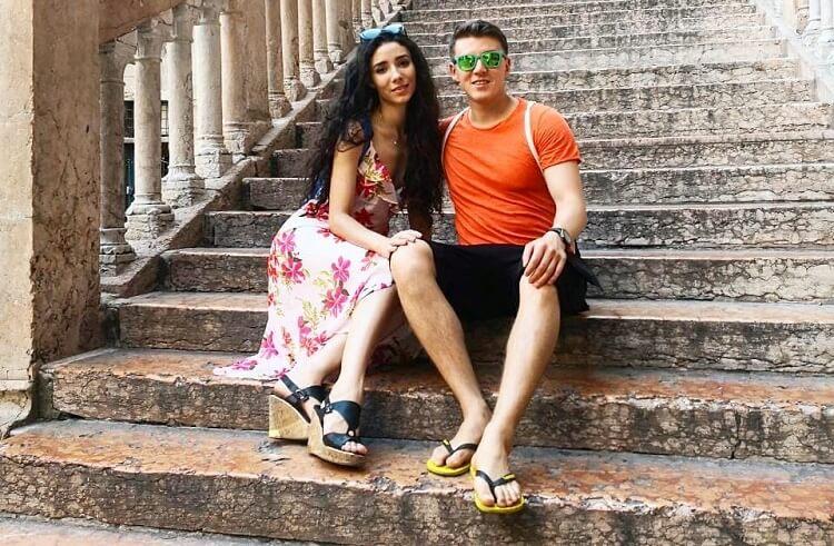 Анатолий Филатов с женой