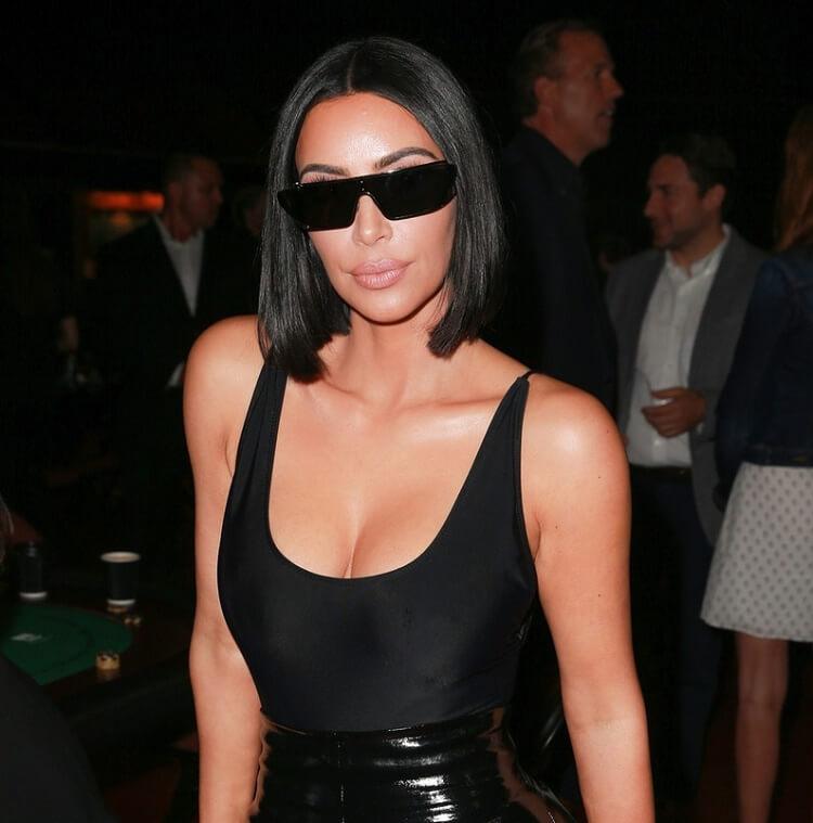 Ким Кардашьян 2018