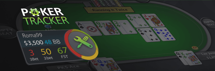HUD for Poker Tracker 4
