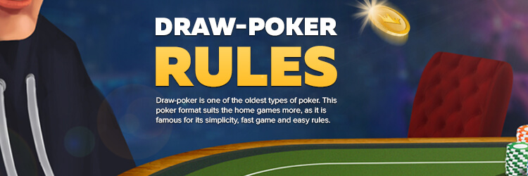 draw-poker rules