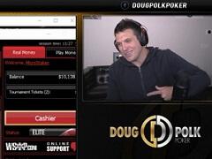 Дуглас Полк успешно завершил марафон от 100$ до 10 000$
