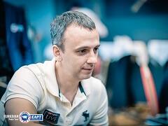 Михаил Сёмин – баббл-бой Russian Poker Championship