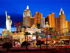 Американские казино заработали 72 млрд долларов за прошлый год