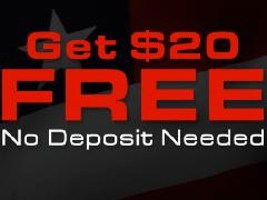 Americas Cardroom дарит новым игрокам 20$ за регистрацию
