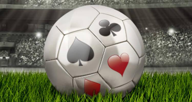 Покер и футбол
