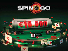 Spin&Go game strategy