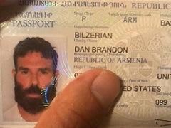 Дэн Билзерян получил гражданство Армении