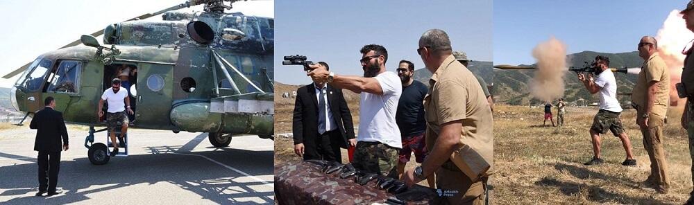 Дэн Билзерян и армия Армении