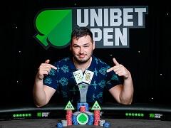 Антон Винокуров выиграл Главное Событие Unibet Open Bucharest