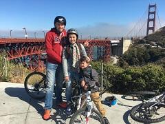 Иван Демидов: «Мы всей семьей переезжаем в Сан-Франциско»
