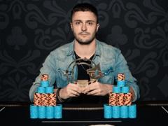 Максим Лыков выиграл турнир на серии MILLIONS Russia в Сочи
