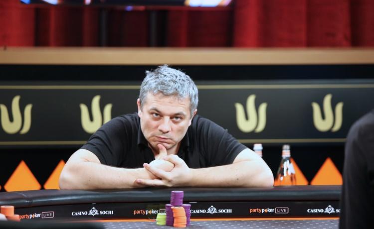 Владимир Трояновский 2018