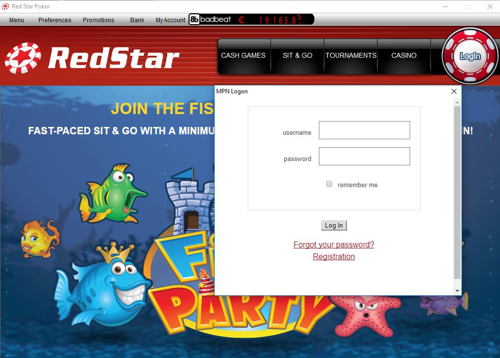 Red Star lobby