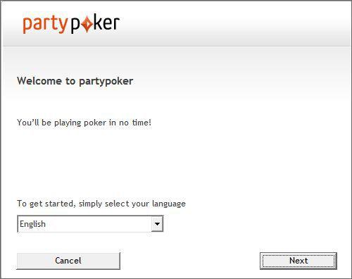 parypoker client settings