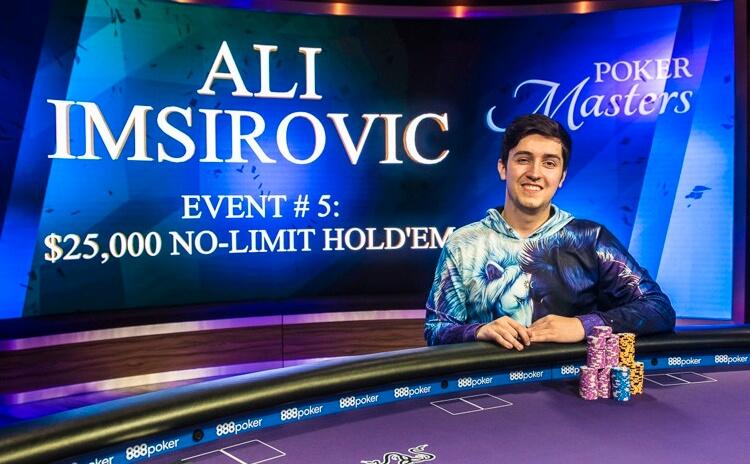 Али Имсирович 2018